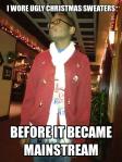 Hipster Sweater meme