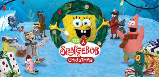 spongebob christmas special