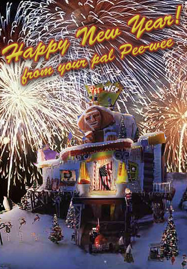 PeeWees Happy New Year