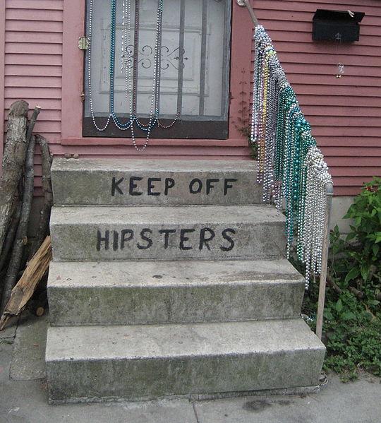 KeepOffHipstersSteps