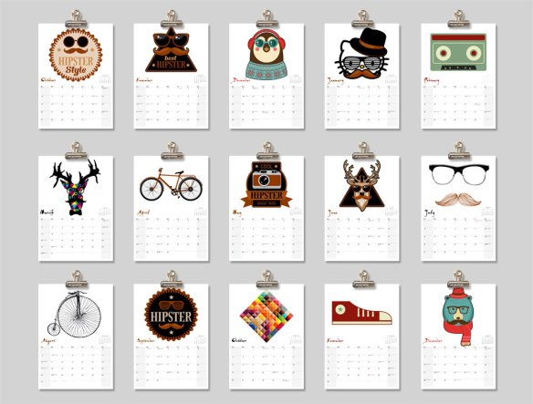http://www.etsy.com/listing/169249545/2014-hipster-calendar-pdf-ready-to-print