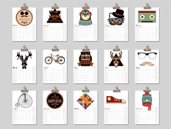 http://www.etsy.com/listing/169249545/2014-hipster-calendar-pdf-ready-to-print