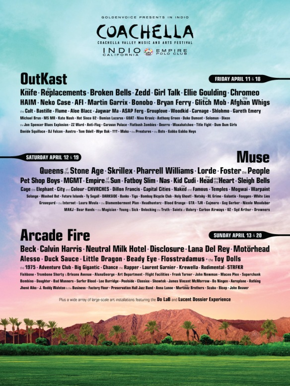 Coachella 2014 has SOLD OUT ~ HipsterApproved.net