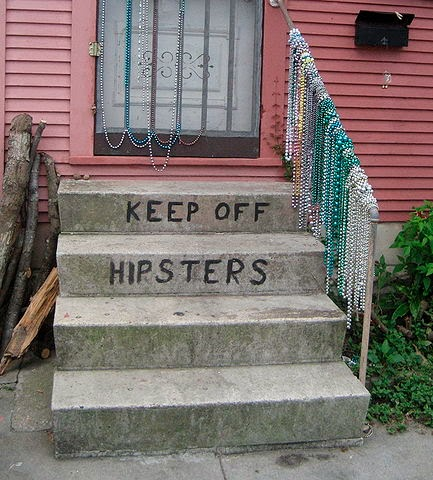It's been a bit slow in the Hipster News lately... ~ HipsterApproved.net